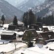 冬の北陸への旅 Ⅱ 五箇山 越中八尾 井波 豪農の館