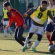國學院久我山高校 サッカー部 OB会 初蹴り 2018