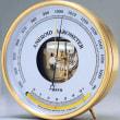 アネロイド気圧計(温度計付き) 佐藤計量器