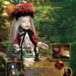 林 美登利 人形展<夜の子供たち>  4.20~4.28(無休) 11~18:00(土日~17時)  <入場無料>
