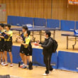 卓球部 平成29年度 静岡県中学卓球選手権大会 静岡市予選会