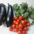 夏野菜が採れはじめました