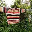糸からセーターに