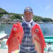 6月17日(日)新島キンメ釣果