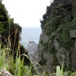 江の島は梅雨でも混雑!