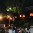 団地の夏祭り・・・    (08/12)