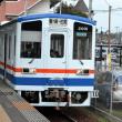 関東鉄道 佐貫(2017.11.15) キハ2001 普通 竜ヶ崎行き