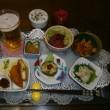 小鉢小皿のひとり晩酌(会津 起き上がり小法師)