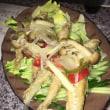 最近の「聡咲」〜2017・秋、と言えば柳葉魚の刺身。〜