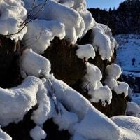 雪の造形 2