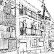 鉄骨鉄筋コンクリート造3階建(坪面積約148坪)の解体;防府市
