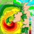 ハリケーン「オフィーリア」アイルランドを襲う!