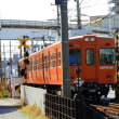 お昼の伊予鉄土居田駅