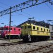 5月19日撮影 秩父鉄道 ピンク色のデキ