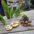 新年恒例の芋煮会