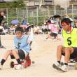 孫息子の体育祭が開催されました。