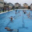3・5年生「着衣泳」(7月19日)