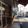 竹の花商店街  風鈴の飾り付け