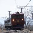 4月13日撮影 その16 しなの鉄道115系シリーズ ⑦ 「ろくもん」より