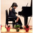 初めてのピアノ発表会