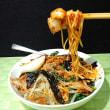 冷やしビビン麺