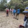 7 宮島(博打尾~大休~包ヶ浦)登山  砲台跡を過ぎて