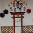 花実と神楽坂の神社