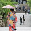 超速マッハ観光!京都・奈良!(その17)清水寺は工事中なので・・・こんな写真を撮って楽しもう