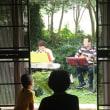 6月18日古嶋の森で小さなコンサートをしました。赤とんぼさんありがとう。