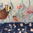 海の仲間たち エントランス(階段)の模様替え