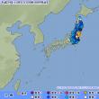 またまた来た福島沖地震 今度は沿岸近く 震度5弱につき報道 汚染水は大丈夫か