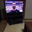 くーさん、ワールドカップを観戦する