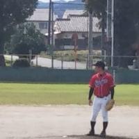 「新人戦にOB野球に・・・スポーツの秋」