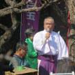 2月24日 本日は谷保天満宮の梅まつりに行きました