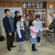 全校で集めたプルタブ回収の収益金を寄付  矢本東小福祉委員会が