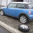 タイヤ交換 3台
