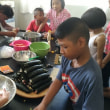 児童養護施設「豊な人生の家」訪問