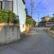 奈良県葛城市加守の風景
