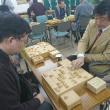 10月22日新宿将棋センターでの指導対局の風景