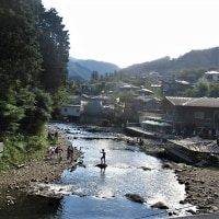 晴れ上がったので東京の西端の檜原村までドライブに