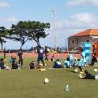 GENIUS CUP 運営スッタフで頑張った豊見城高校女子サッカー部
