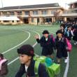 3年生比叡山学舎1  出発