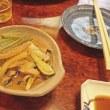 「秋田の郷土料理、クジラかやき」