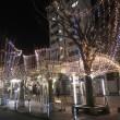 青葉シンボルロードイルミネーション 静岡市葵区              2018-12-18
