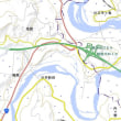 雪国ドライブ 関越道・越後川口IC付近 国道117号線 2018.01.06