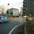 2豊田三丁目豊田駅西側踏切
