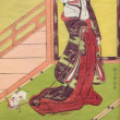 鈴木春信 ボストン美術館浮世絵名品展