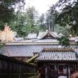 社殿甍(世界遺産日光社寺)