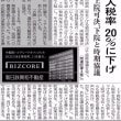 米法人税率20%