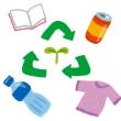 「リサイクルの日」!!「限りある資源を大切に」!!